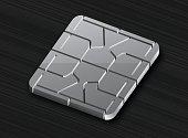 Credit Card Smart Chip