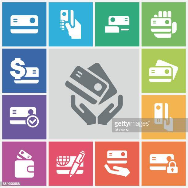 Credit Cart Icons