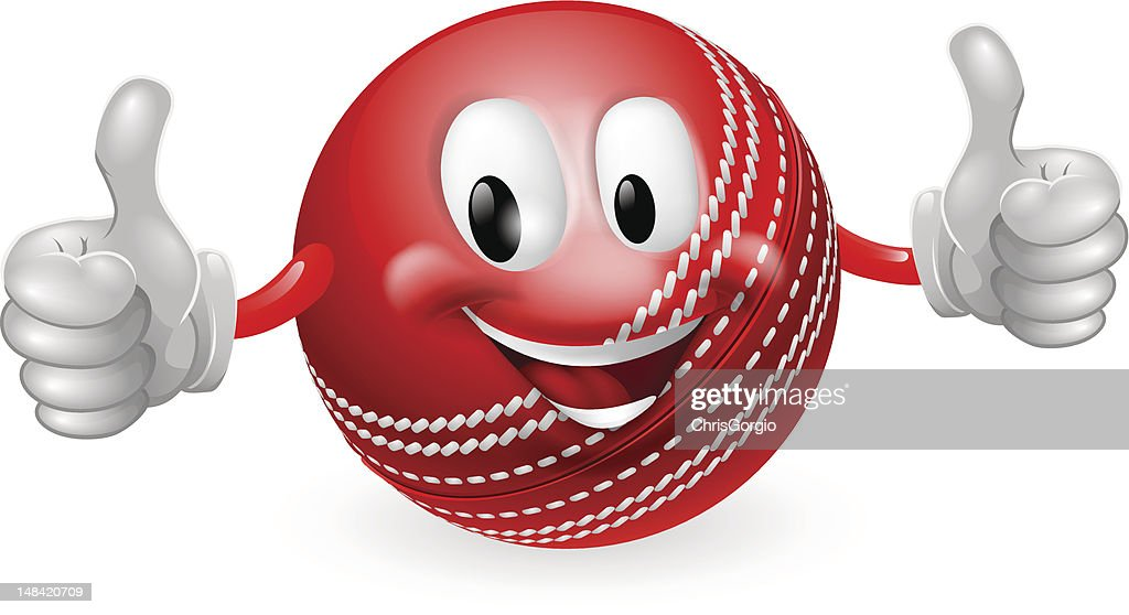 Cricket Ball Man