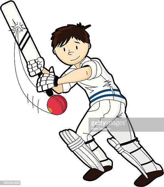 Cricket Batsman no Background