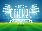 2015 cricket championship text.