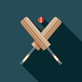 Cricket Design United Kingdom Icon