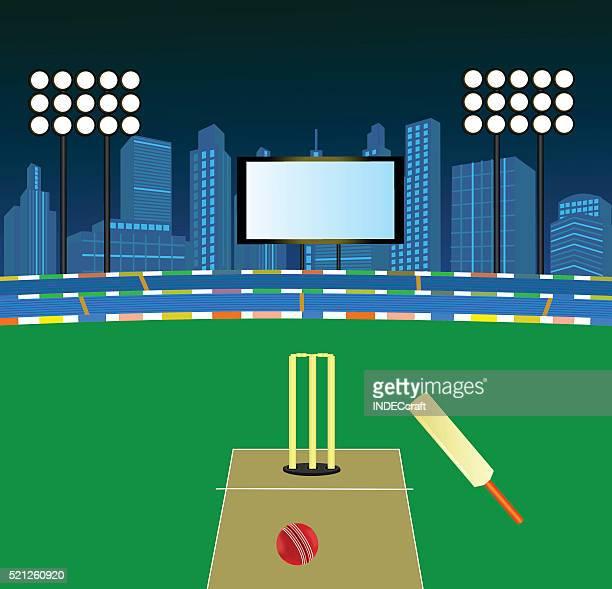 Cricket-Stadion