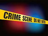 Crime Scene Do Not Cross vector