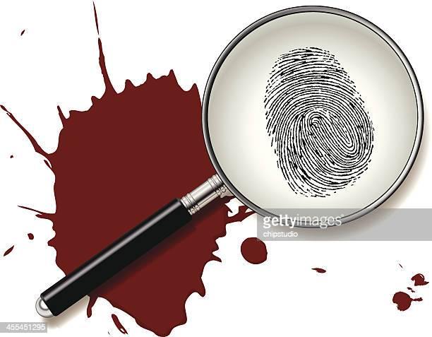 crime scene - crime scene stock illustrations, clip art, cartoons, & icons