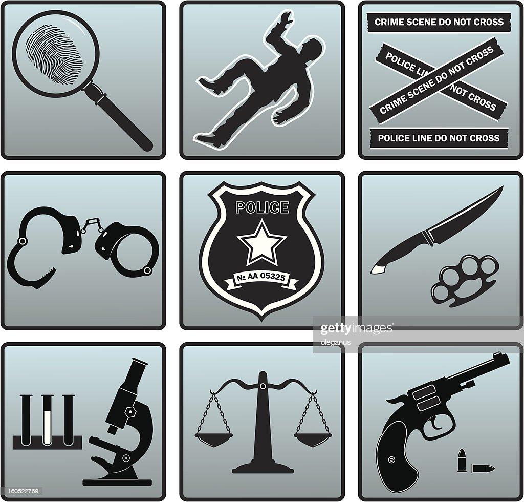 Criminal set