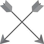 cross arrows icon