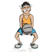 cross training medicine ball