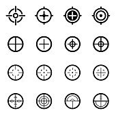 Crosshair Icons