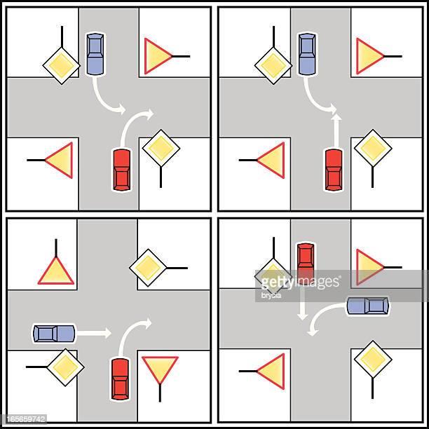 crossroads/examen de conducir