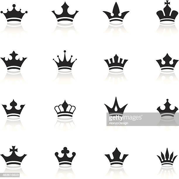 Crown Icon-Set