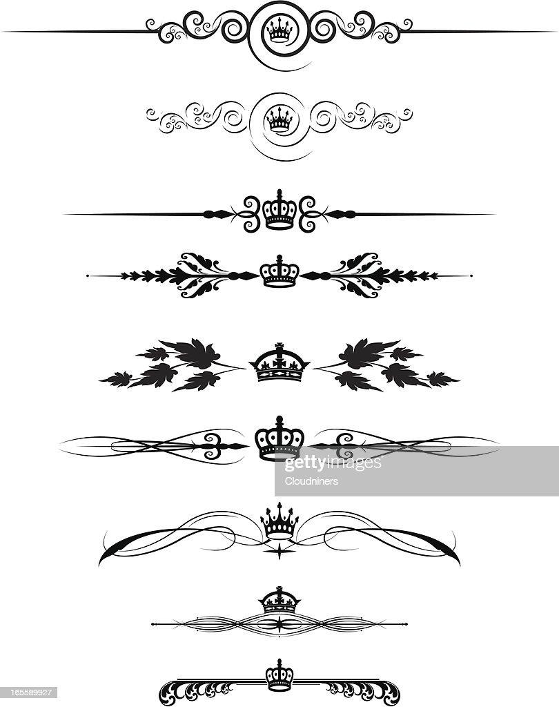 Crown Rule Set