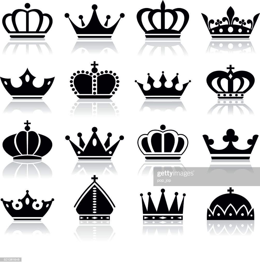 Crown set - Illustration
