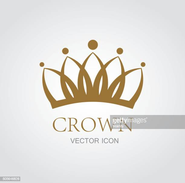 Crown Stock Illustrations And Cartoons Getty Images