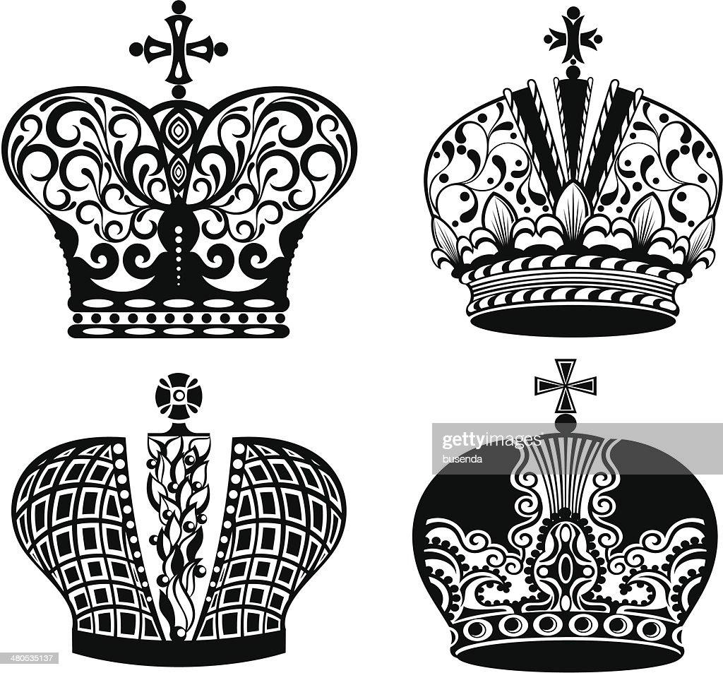 Die Krone : Vektorgrafik