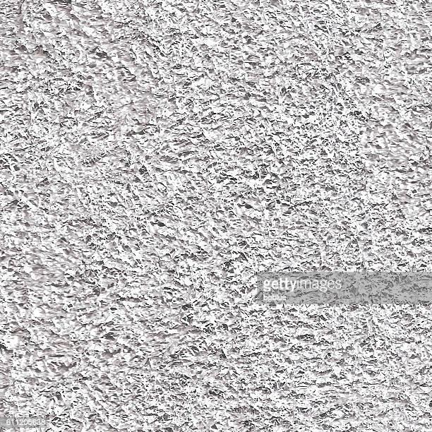 Crumpled Aluminum Foil Texture - Background