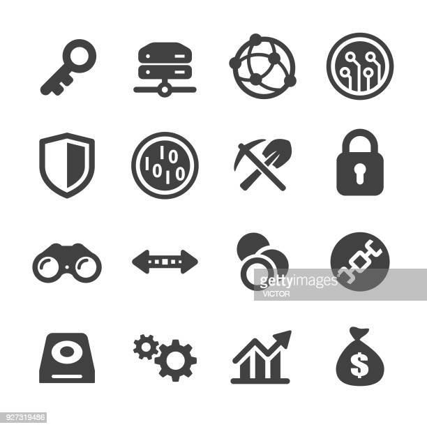 Cryptocurrency Icons - Acme Series