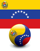 Crystal Ball Flag - Venezuela