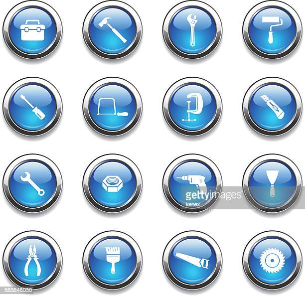 Crystal Icons Set | Tools