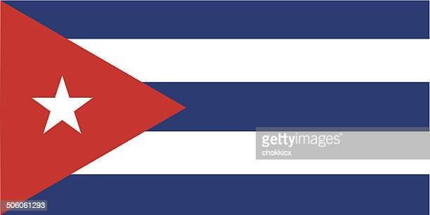 cuba flag - cuban flag stock illustrations