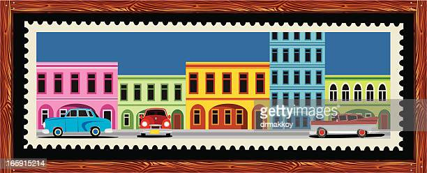 cuba - cuban culture stock illustrations, clip art, cartoons, & icons