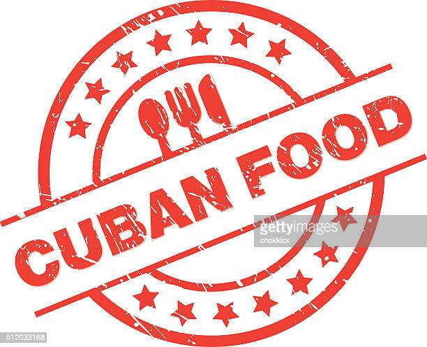 cuban food - cuban culture stock illustrations, clip art, cartoons, & icons