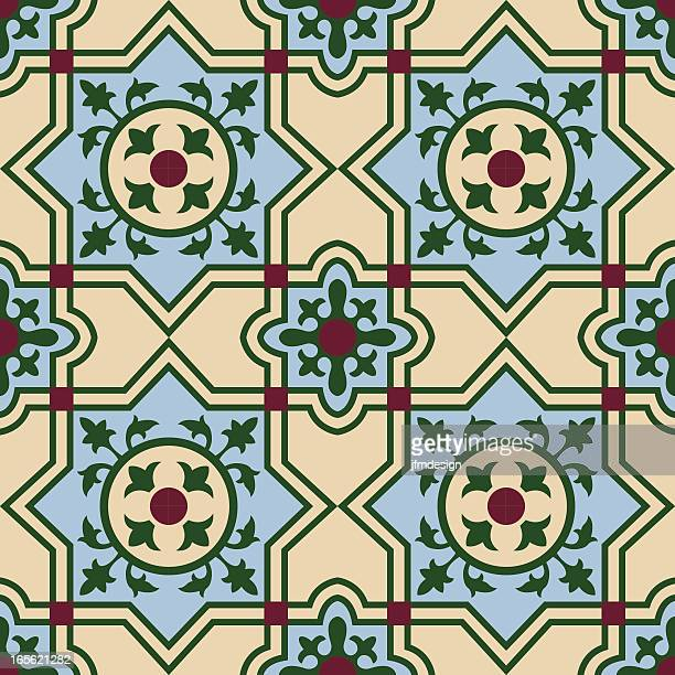 cuban spanish tiling 4