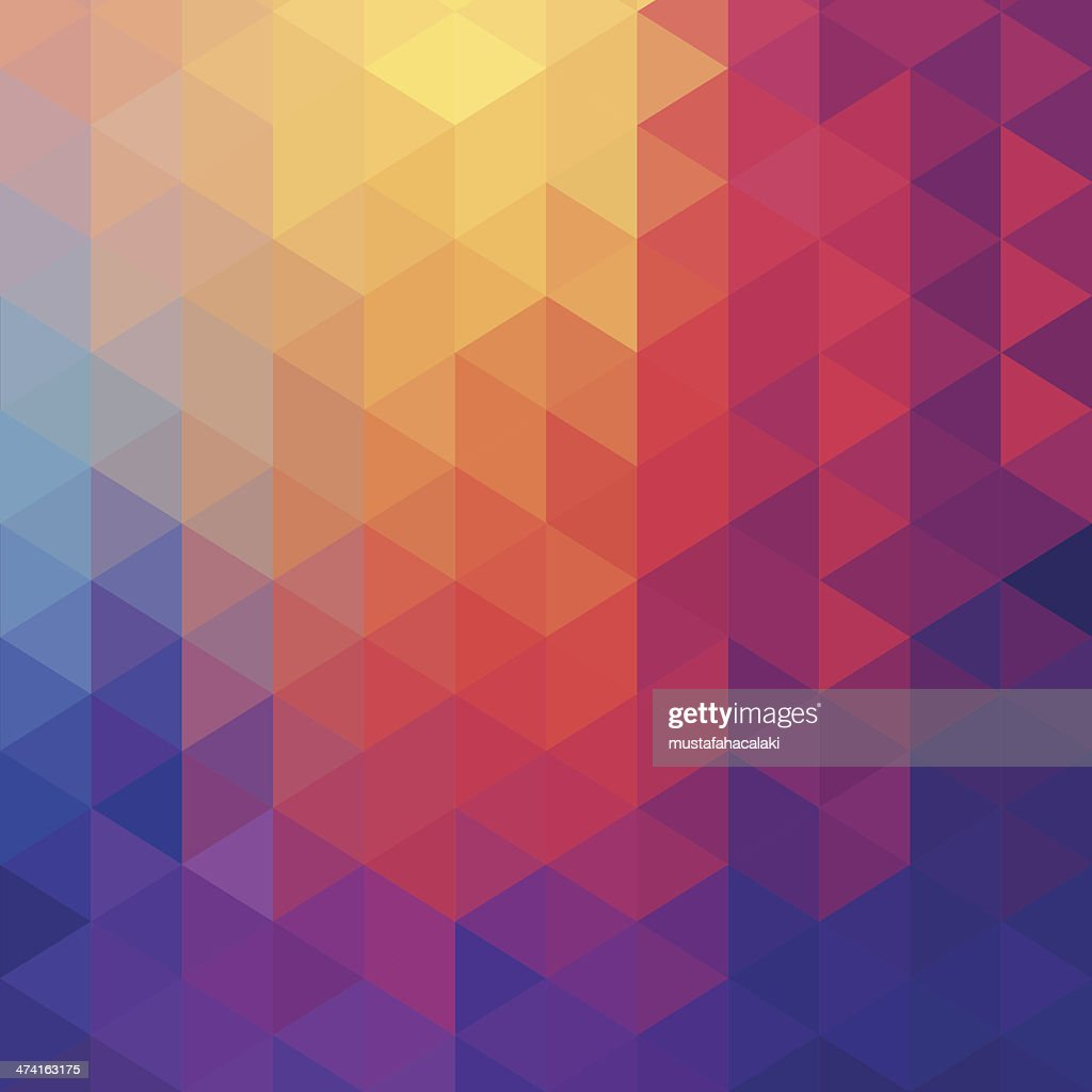 Cube diamond abstract background : stock illustration