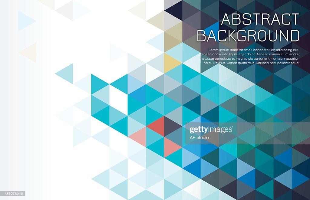 Cube diamond abstract background : stock illustration