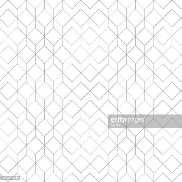 Cube Musterdesign Hintergrund