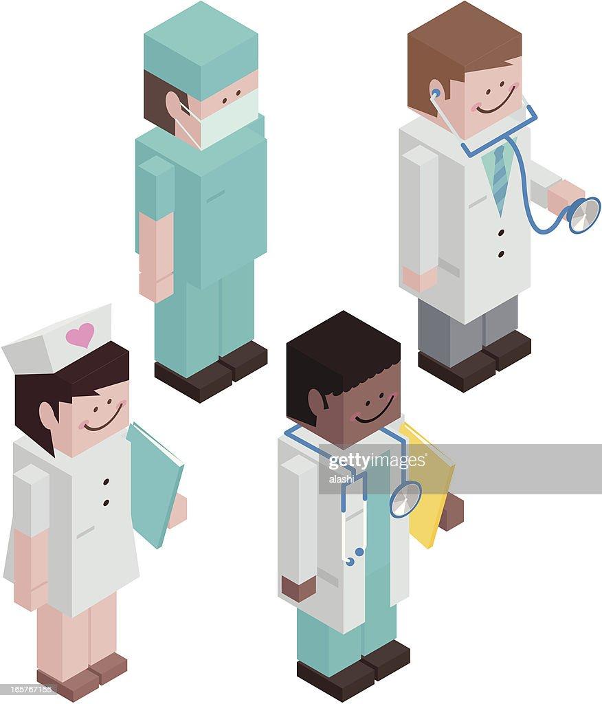 Cubic Medical Staff
