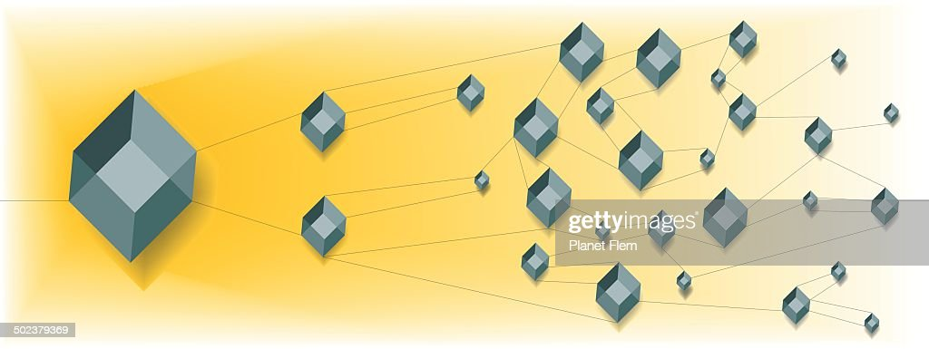 Cubic network