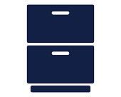 cupboard icon glyph