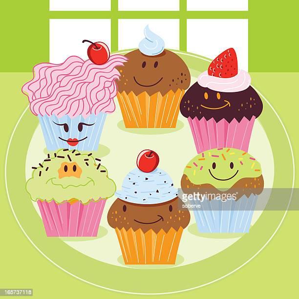 Cupcake friends