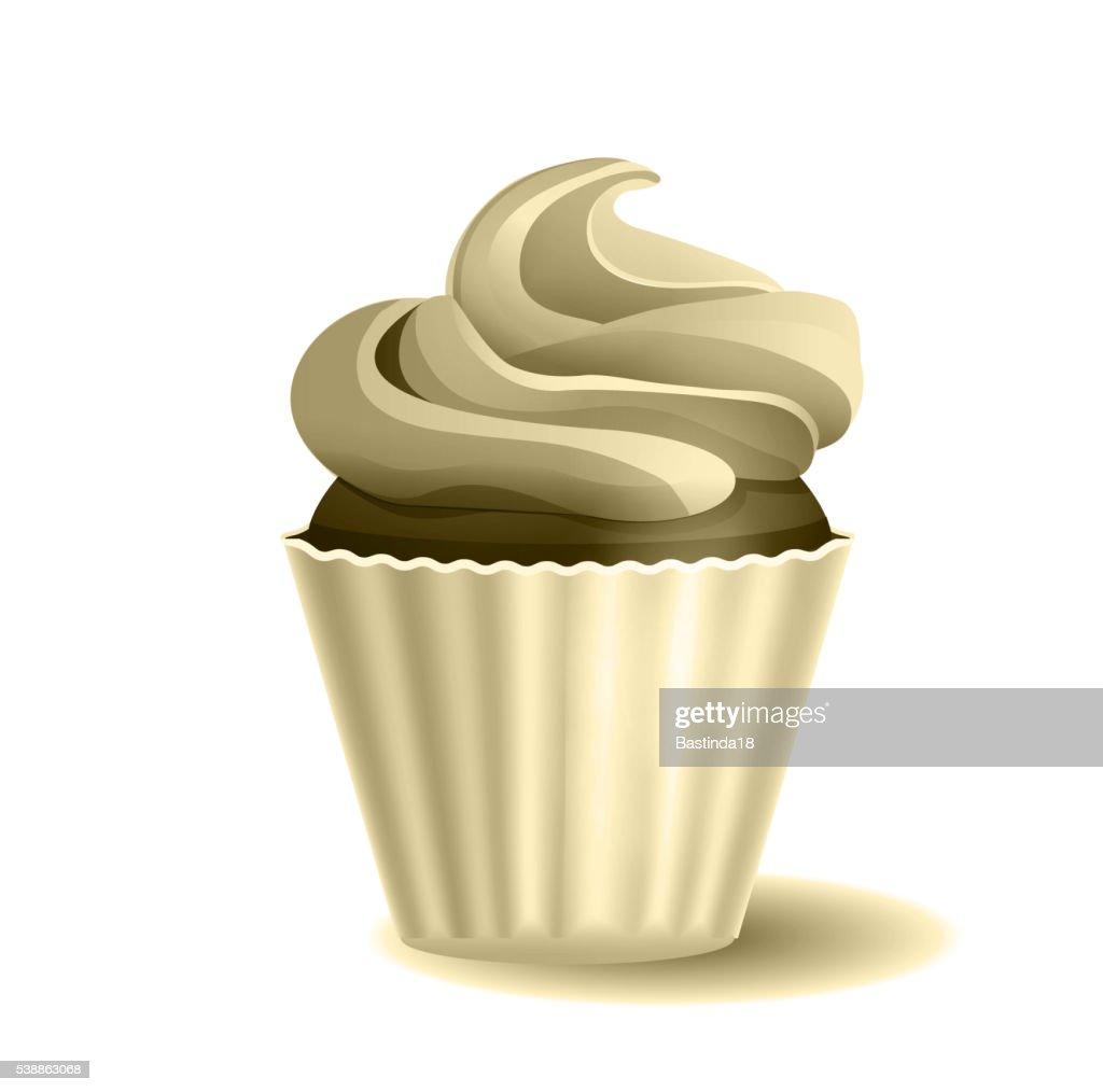 Cupcake Retro style