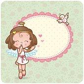 Cupid girl