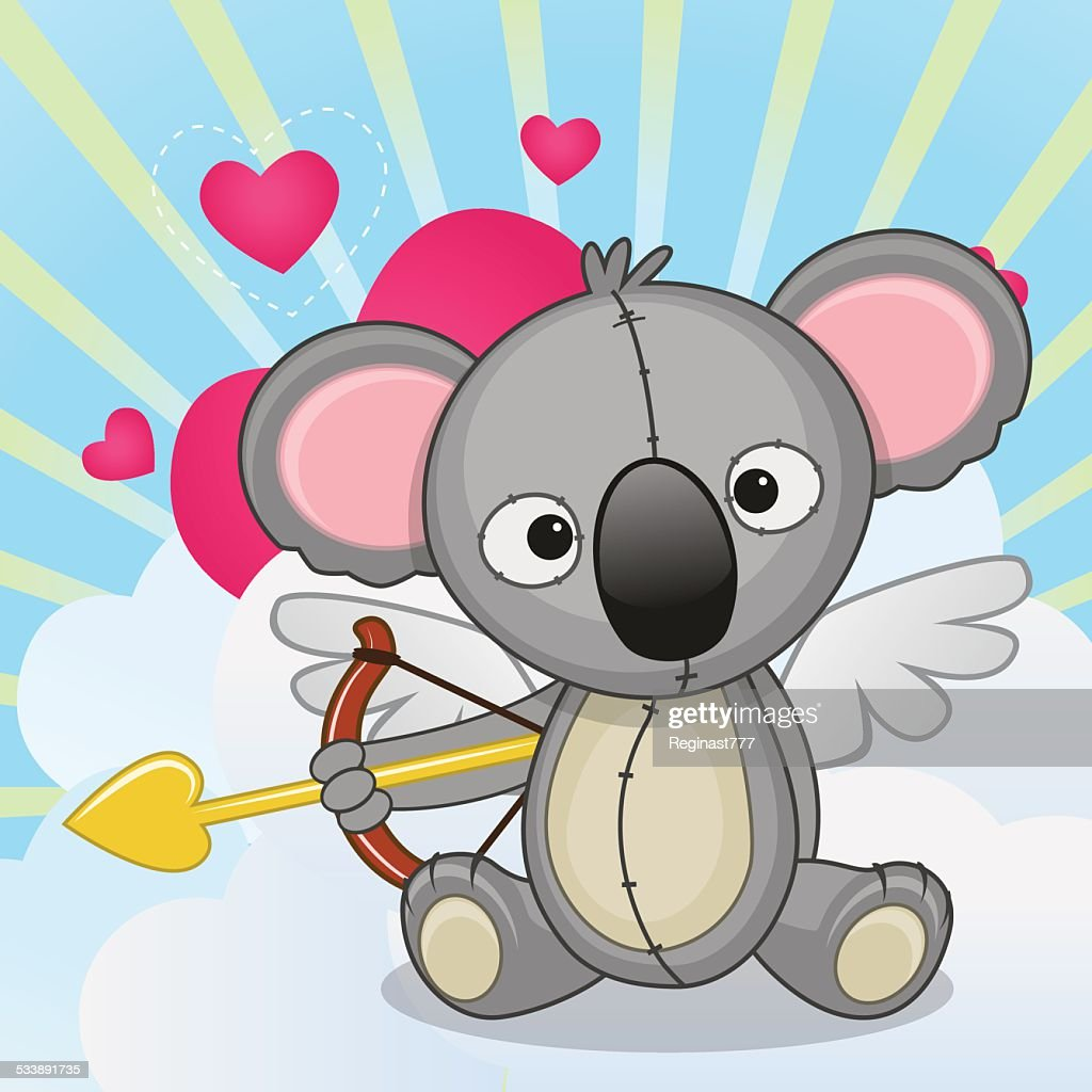 Cupid Koala