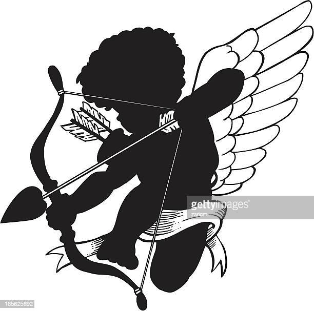 cupid - cupid stock illustrations