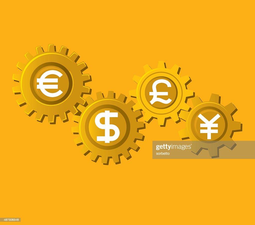 Currency Gear