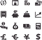 Currency Icons - Acme Series