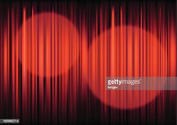 Curtain & Spotlight