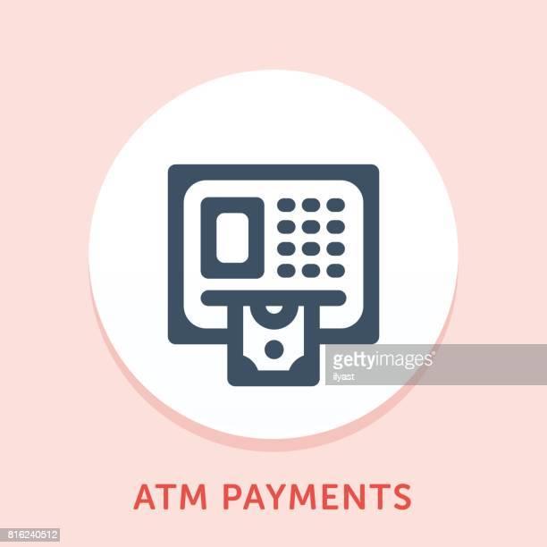 ATM Curve Icon