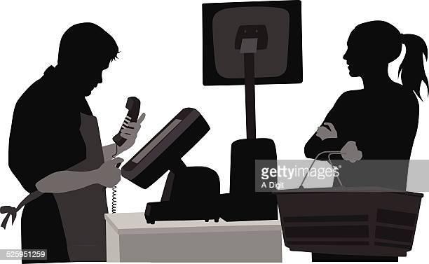 illustrations, cliparts, dessins animés et icônes de customercare - impatient