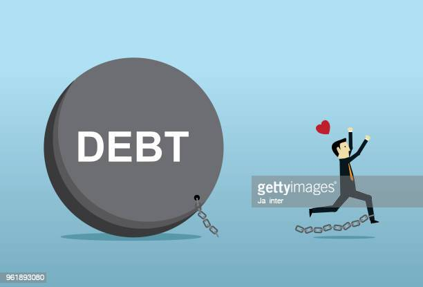 Cut chain and debt