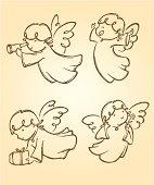 Cute Angels Set 2
