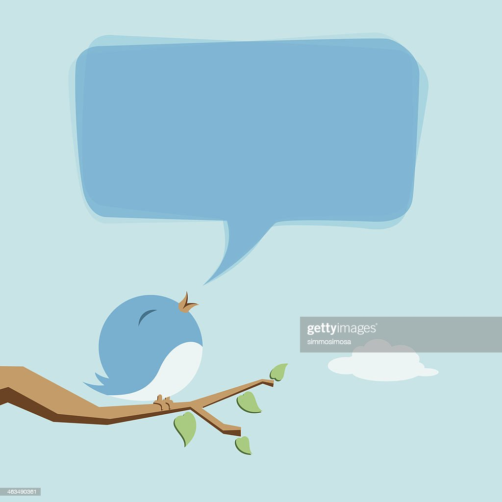 Cute Birdie : stock illustration
