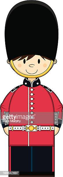 Cute British Royal Guard