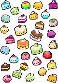 Cute Cake Collection