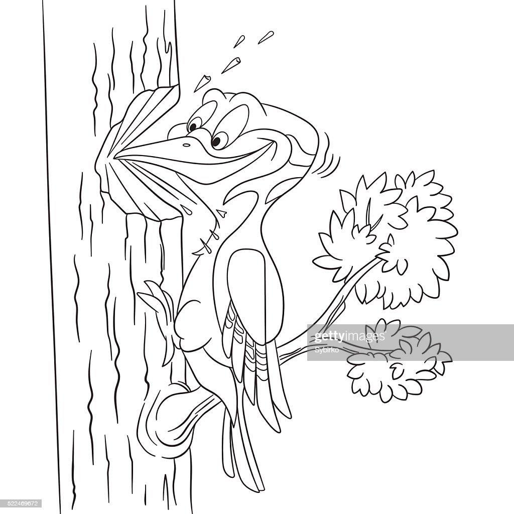 Bonito Desenho Animadopicapau Ilustracao Getty Images