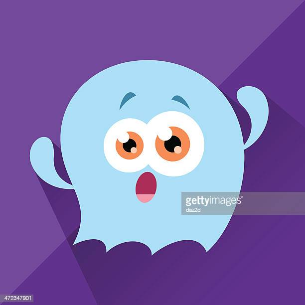 Cute Character - Ghosty